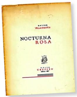Xavier Villaurrutia nocturno rosa